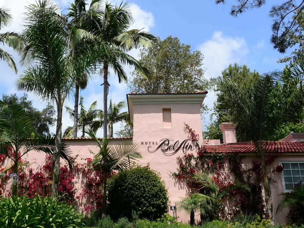 Prince Jefri bought LA's Bel-Air Hotel which is still owned by his brother, the Sultan of Brunei. Picture: Frederic J Brown.