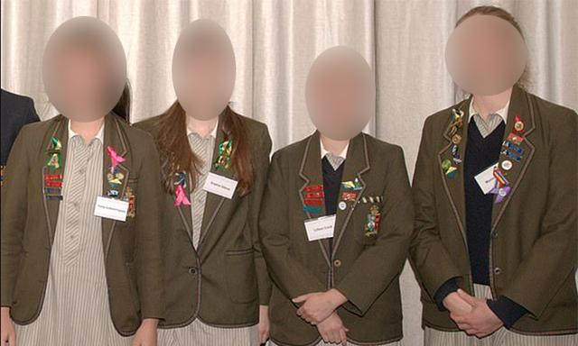 Melbourne school slammed over 'hideous' new uniform