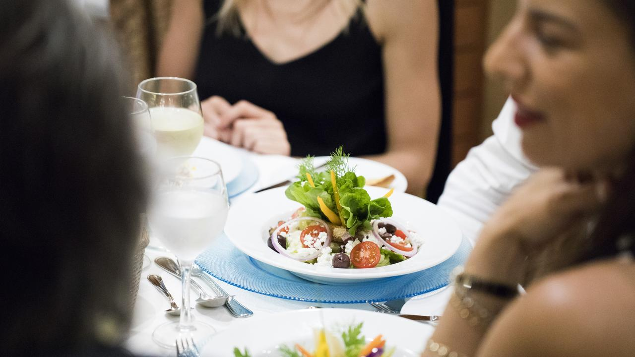 Celestyal is a uniquely Greek offering … right down to the cuisine served on board.