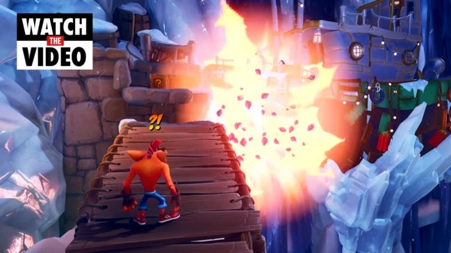 Crash Bandicoot 4: It's About Time gameplay video revealed