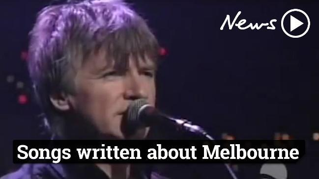 Songs written about Melbourne