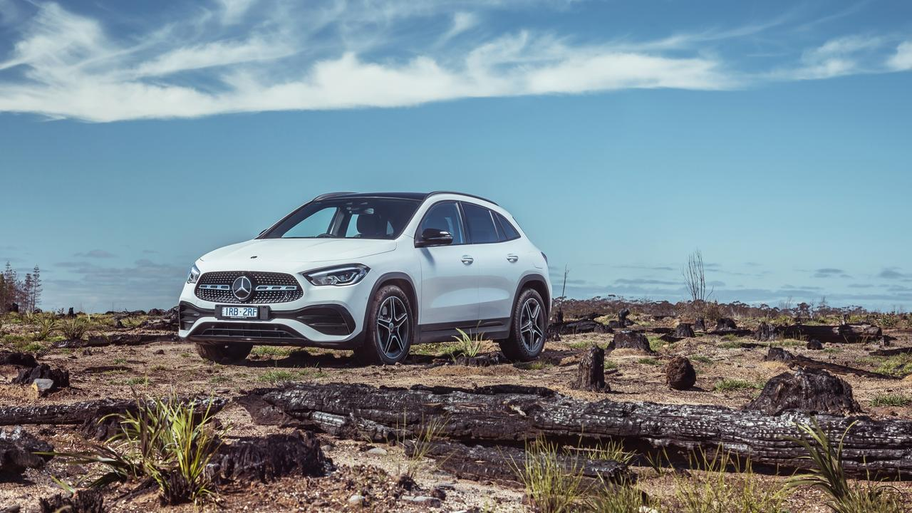 The new GLA has grown in all directions.