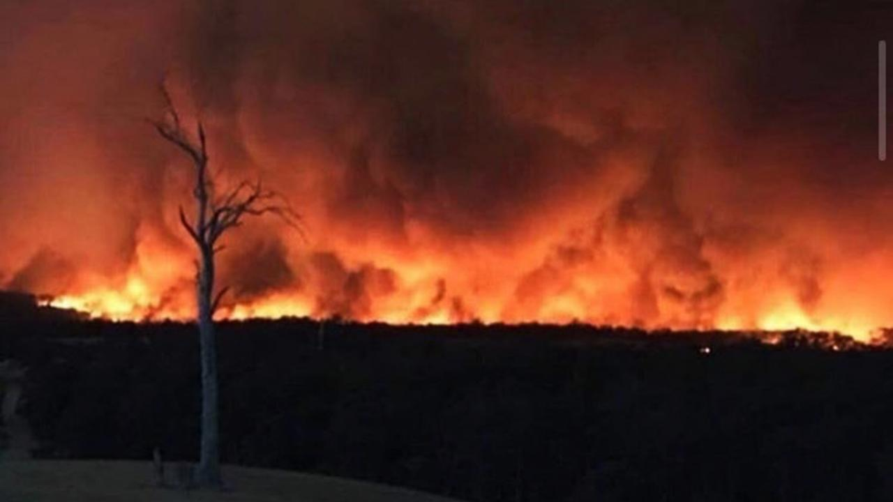The picture in question. Picture: Channel 7