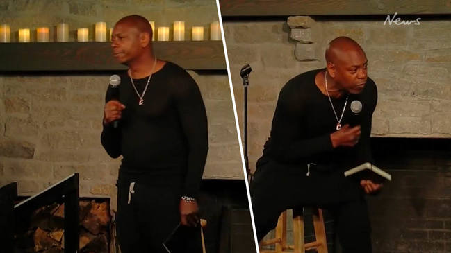 Dave Chappelle drops surprise George Floyd special