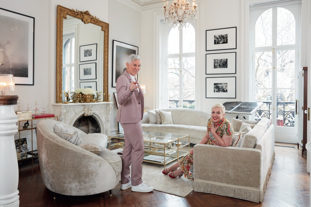 House Tour Baz Luhrmann And Catherine