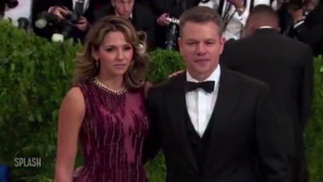 Matt Damon reportedly wants to move family to Australia