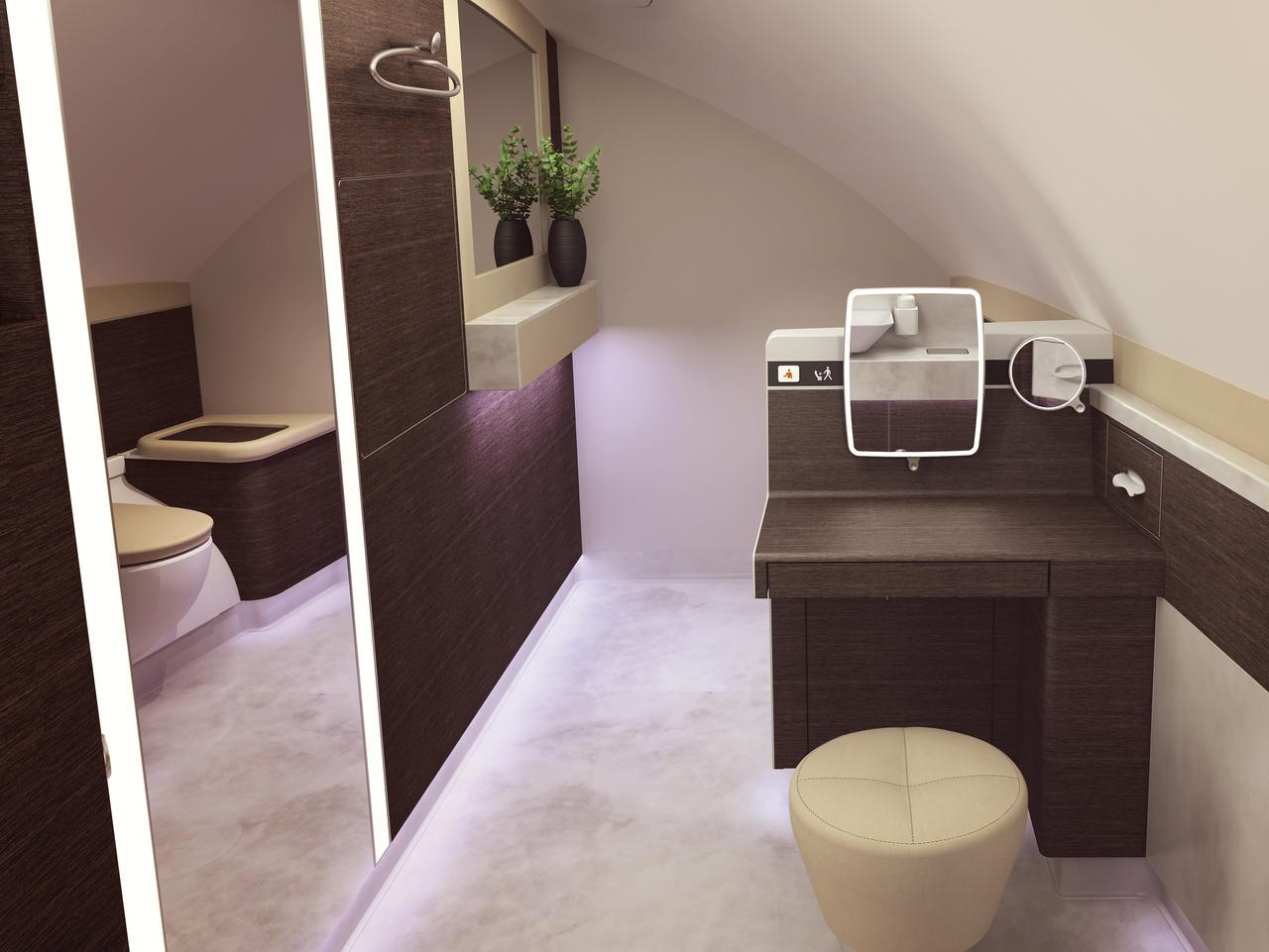 Singapore Airlines A380 Suites Amanda Woods