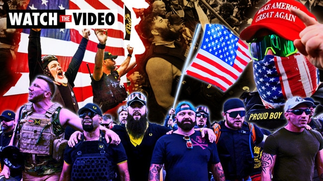 Proud Boys: Inside the far-right group that backs Trump
