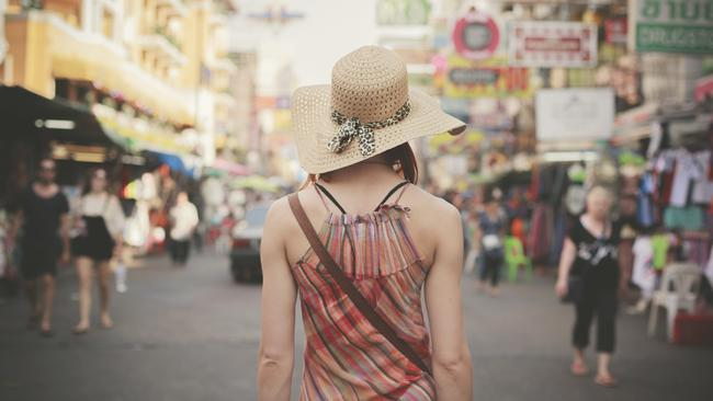 Turning their backs on Australia ... Tourism operators fear backpackers will go elsewhere if a proposed tax hike takes effect next year. Picture: iStock