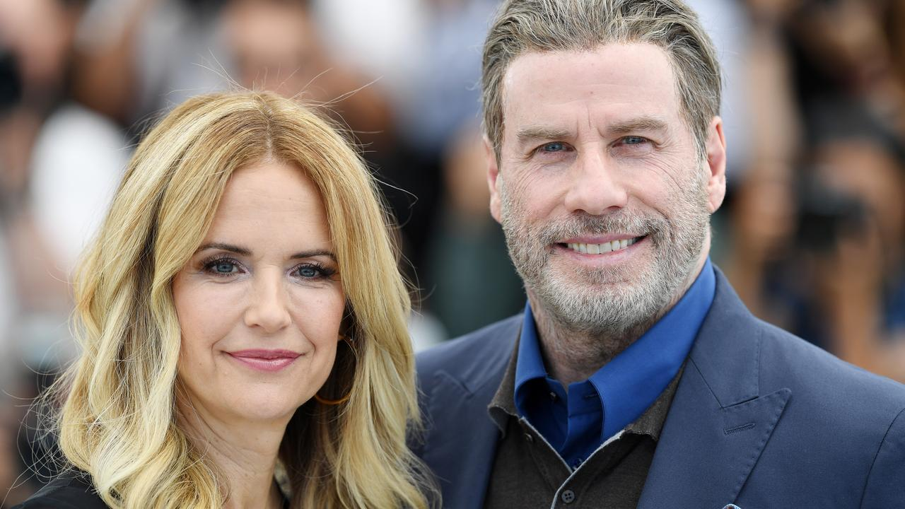 Preston was married to John Travolta for almost three decades. Picture: Pascal Le Segretain/Getty Images