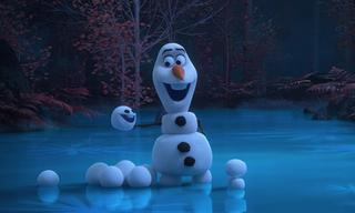 New series of Frozen shorts starring Olaf released