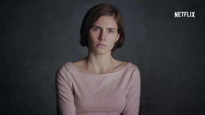 Amanda Knox Documentary trailer