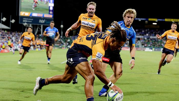 Super Rugby AU Rd 1 - Force v Brumbies