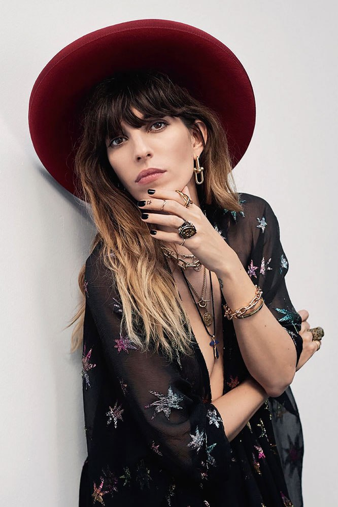 Lou Doillon on music, her family and her upcoming performance at So Frenchy So Chic