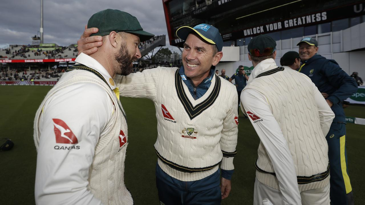 Brad McNamara believes Australia's cricket coaches must stop being the centre of attention. Photo: Getty Images