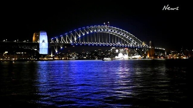 Sydney Harbour Bridge NYE testing