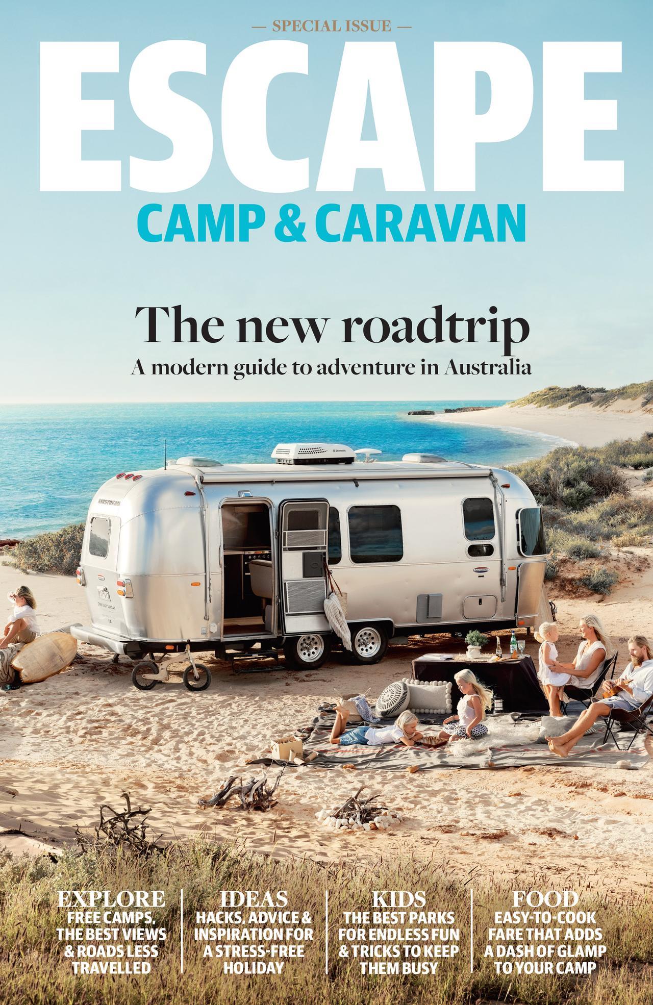 Best caravan hire tips | escape