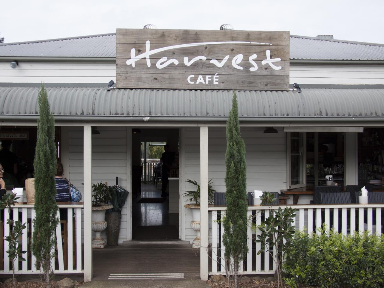Harvest Cafe, in Newrybar, is one of the Pacific Coast's best eateries. Picture: Jennifer Ennion