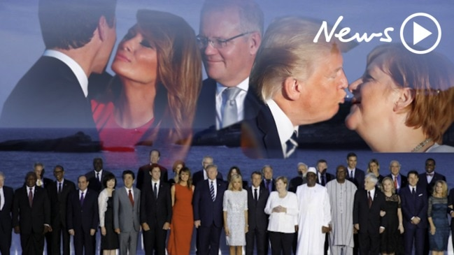G7 Summit – The best moments from world leaders