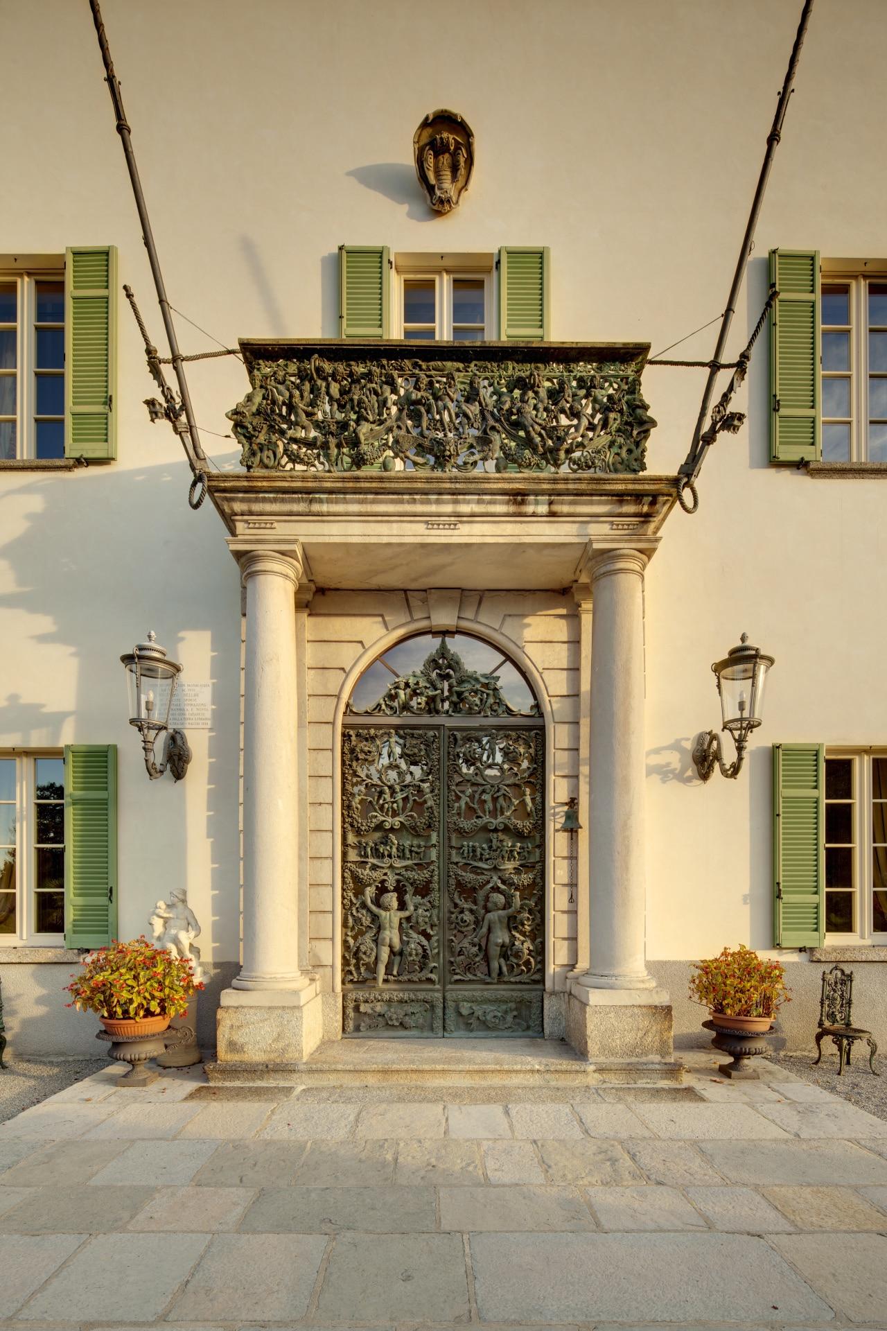 Inside Villa Passalacqua, Lake Como's most expensive private home