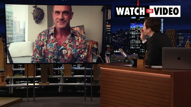 Chris Meloni talks to Jimmy Fallon about returning to Law & Order: SVU