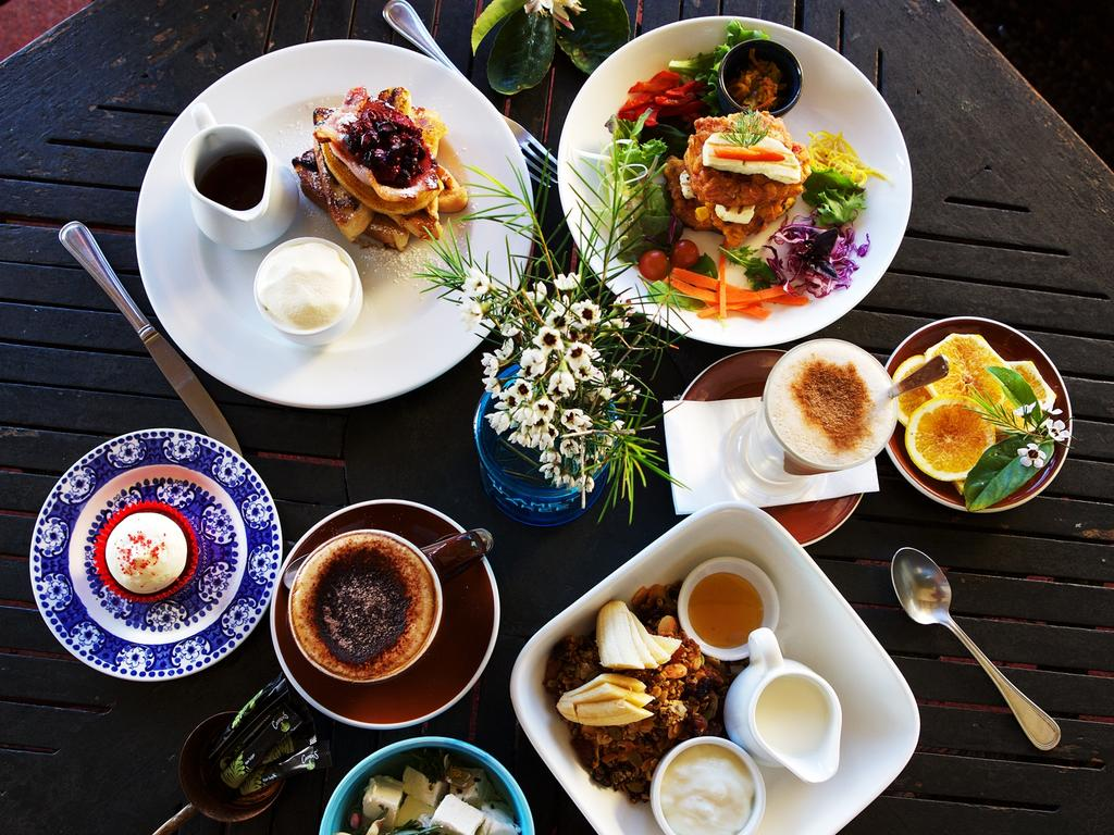 The local food scene is vibrant. Picture: Norfolk Island Tourism