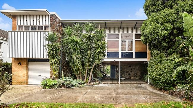 Lind House at 450 Dandenong Rd, Caulfield North has been granted interim heritage protections, which Glen Eira council will now seek to make permanent.