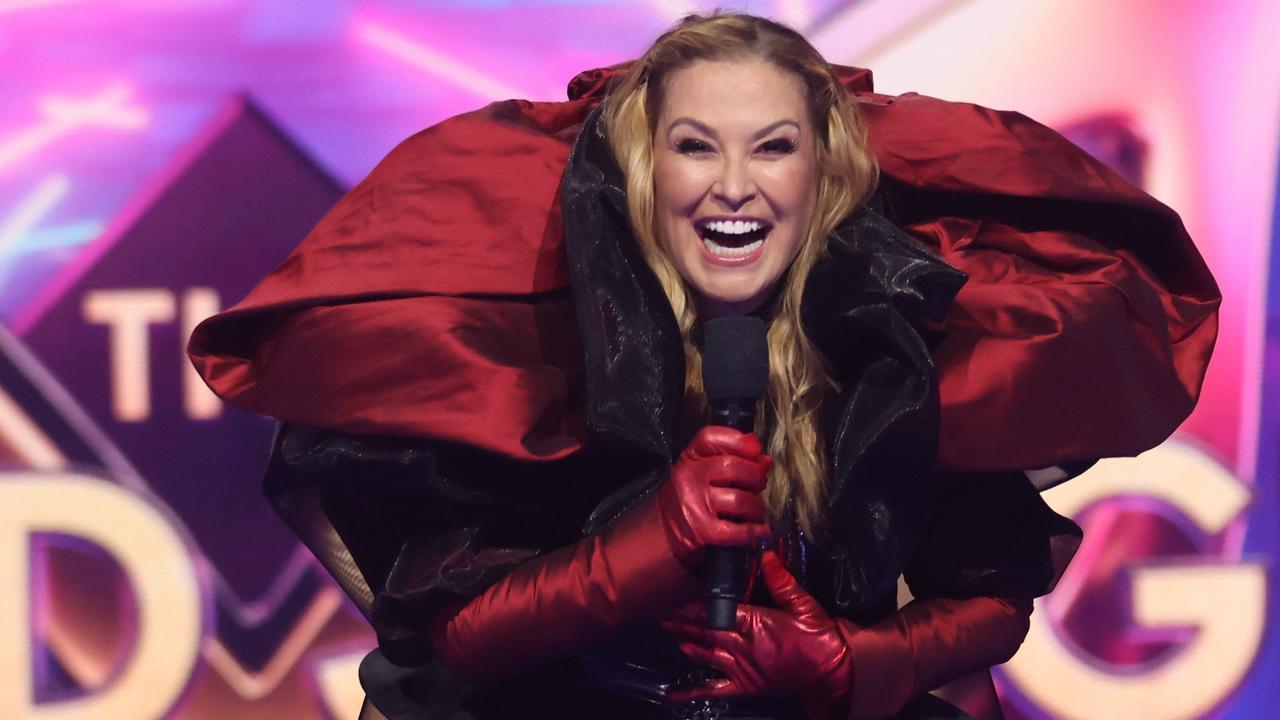 Anastacia just won The Masked Singer.