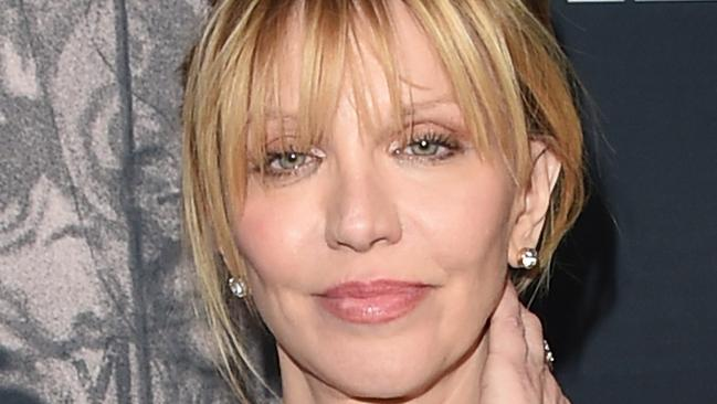 HOLLYWOOD, CA - APRIL 21: Singer Courtney Love attends HBO's 'Kurt Cobain: Montage Of Heck' Los Angeles Premiere at the Egyptian Theatre on April 21, 2015 in Hollywood, California. (Photo by Jason Merritt/Getty Images)