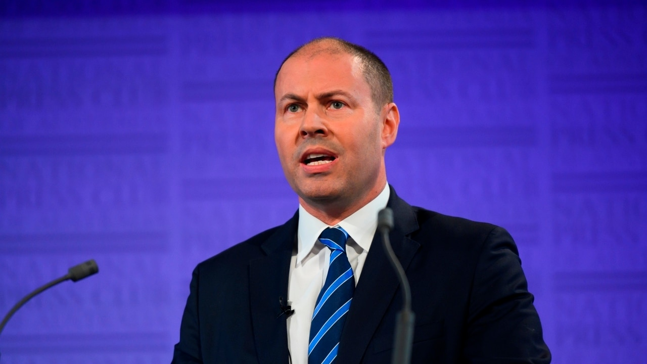 Govt has 'no plans to increase the GST': Frydenberg