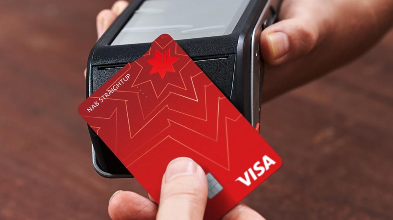 NAB was the first to launch Australia's first no-interest credit card. Picture: Supplied