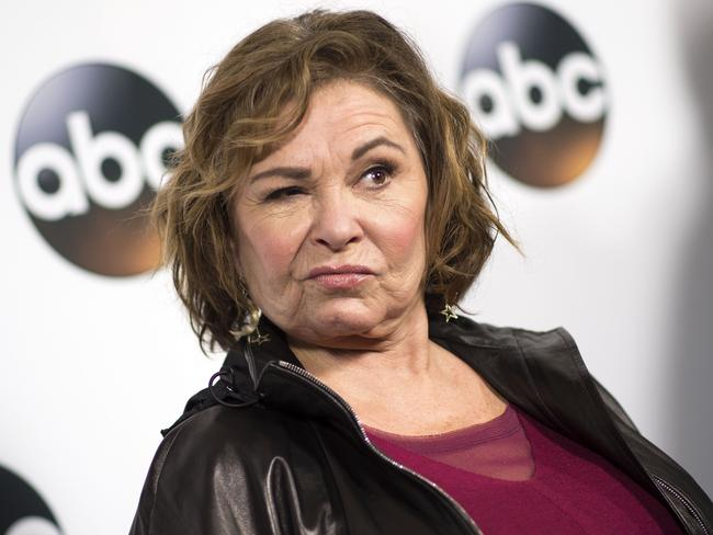 Roseanne Barr has continued her Twitter tirade. Picture: AFP/Valerie Macon