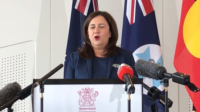 Palaszcuk announces Queensland will bid for 2032 Olympics