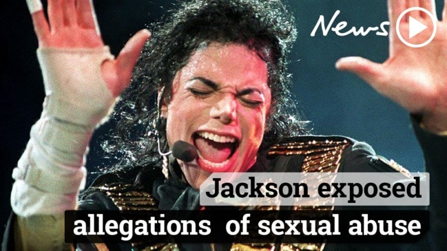Jackson exposed, allegations of sexual abuse