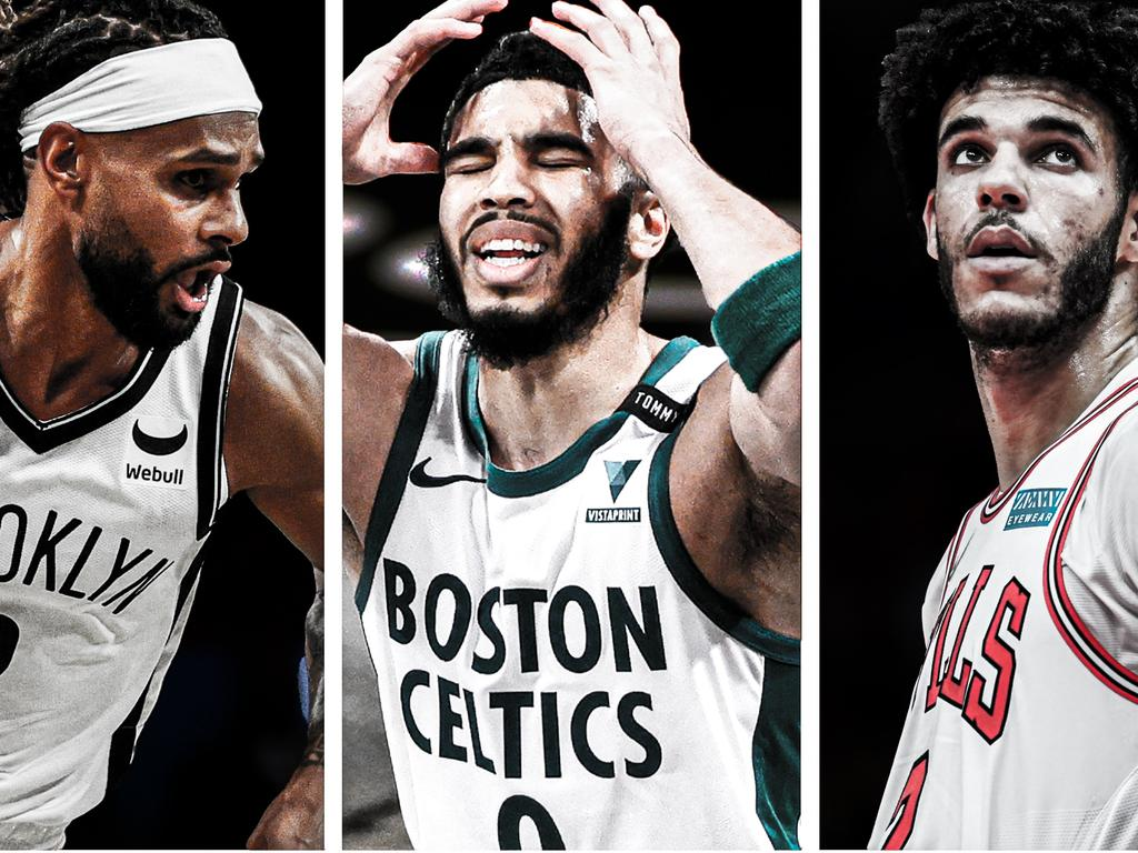 NBA Eastern Conference Report Card.