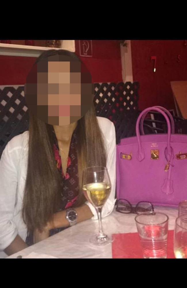 Curtin University student 'Lola' has made $75,000 from her sugar daddy.