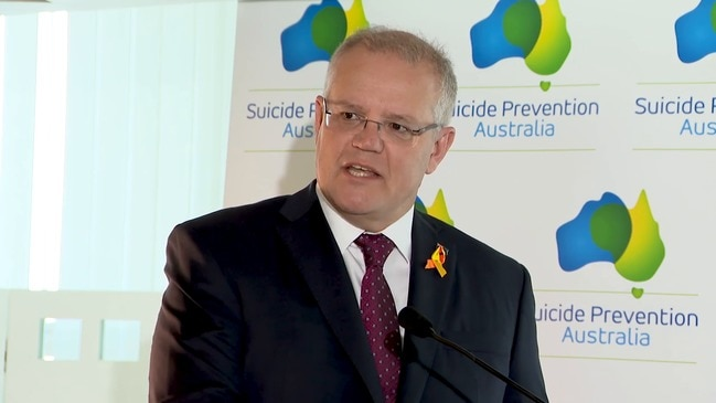 "PM attends suicide prevention breakfast and delivers message: ""you are not alone"""