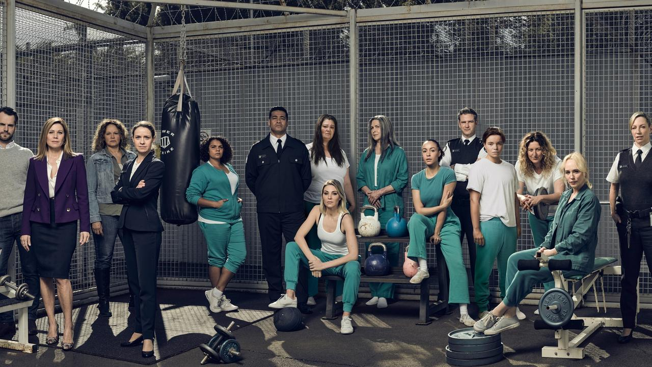 Wentworth returns with its final season tomorrow night. Picture: Foxtel