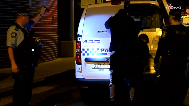 Two arrested in Pyrmont stabbing