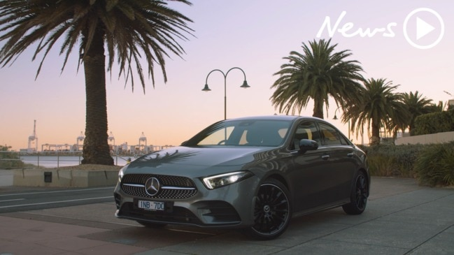 Mercedes-Benz A-Class sedan review