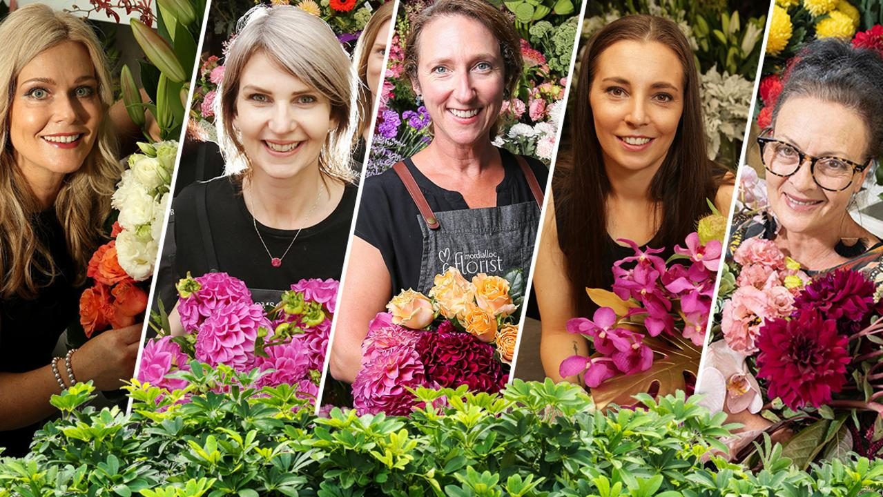 Melbourne S Best Florists Where To Find The City S Top 10 Shops Herald Sun