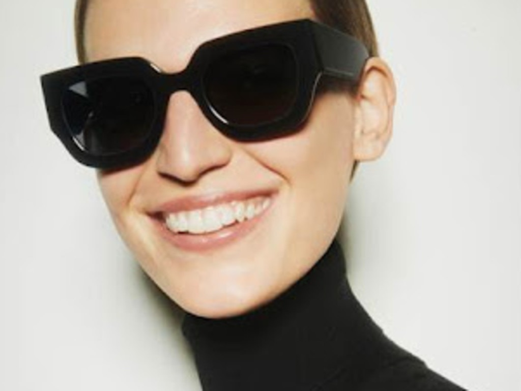 Protect your eyes from harmful sun rays, while making a statement about your style. Image: Tom Ford.