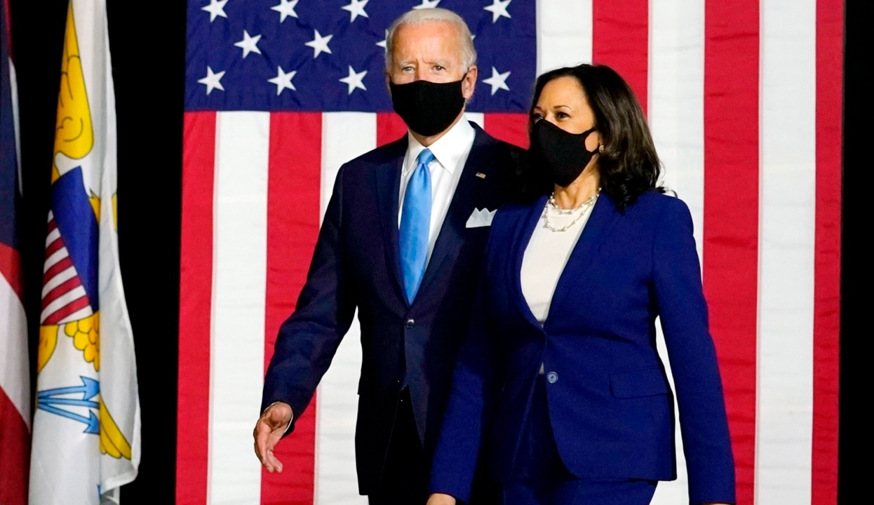 Biden made the 'most careful choice' with Kamala Harris
