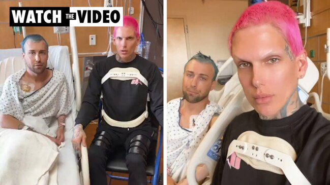 Jeffree Star speaks from hospital following car accident