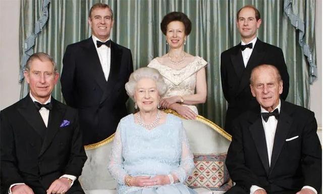 prince charles family