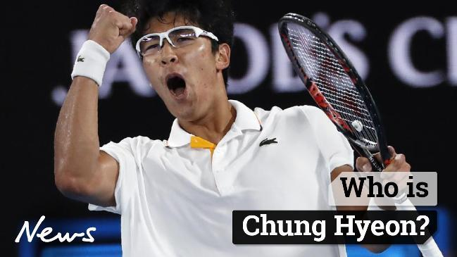 Who is Chung Hyeon?