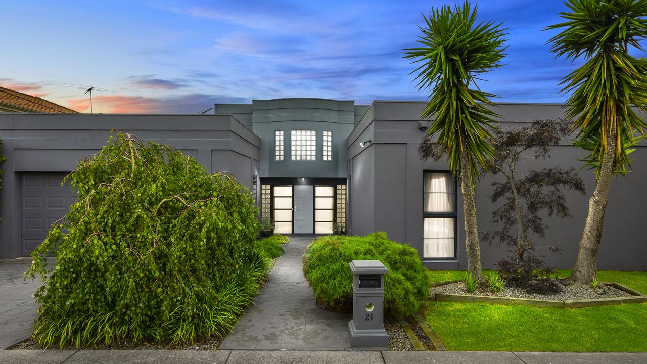 A family upgrading in Highton wasn't going to give up on its dream of moving into 21 Montrose Place.