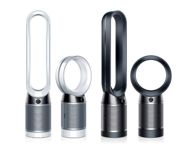 Dyson Pure Cool fan range launched today and comes in two different colours.