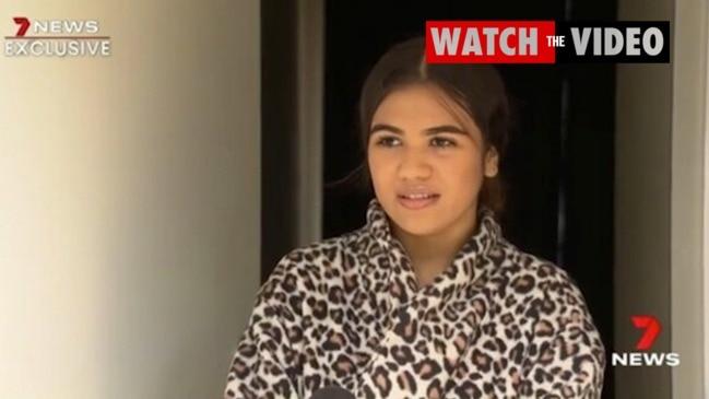AFL: Elijah Taylor's girlfriend breaks her silence over quarantine breach (7 News)