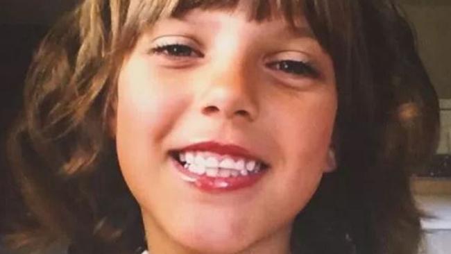 Victoria Martens was allegedly killed by her mum Michelle Martens, mum's boyfriend Fabian Gonzales and Jessica Kelly. Picture: Facebook
